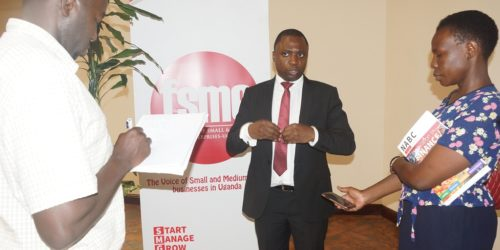 FSME Director Mr. John Kakungulu Walugembe